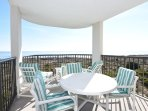 Duneridge 2304 Oceanfront Balcony