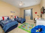 Mickey Mouse Kids Room