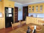 Kitchen at Lupin Lane