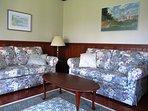 Sitting room at Lupin Lane