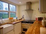 Kitchen - Belfast Sink & Integrated Fridge & Washing Machine