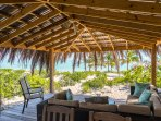 Your private Tiki Hut on the beach