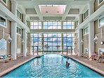 Indoor/Outdoor Pool, 2 Hot Tubs, Fitness Center, and More