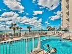 Majestic Sun at Seascape Resort Features an Indoor/Outdoor Pool,