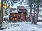 Find your perfect Colorado retreat when you stay at this 4-bedroom vacation rental home in Nathrop!