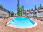 Your Mammoth Mountain adventure starts at this 2BR 3-bath vacation rental condo!