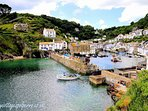 Sundale is located in the heart of the Polperro and just 5-6 mins walk from the harbour