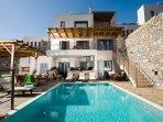 3 bedroom Villa in Ellinika, Crete, Greece : ref 5491290