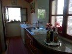 Kitchen, Surface: 20 m²