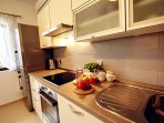 Kitchen 1, Surface: 5 m²