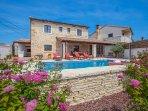 3 bedroom Villa in Liznjan, Istarska Zupanija, Croatia : ref 5426540