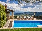 3 bedroom Villa in Ferenci, Istarska Županija, Croatia : ref 5426444