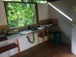 Private cabina kitchen
