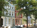 Street in Notting Hill