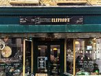 Local shops: The Electric Elephant cafe