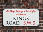 The famous Kings Road