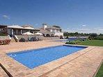 7 bedroom Villa in Malhadais, Faro, Portugal : ref 5238869