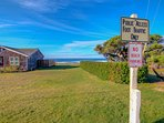 Access to the tides pools and 804 Trail are just steps away from The Starfish House.