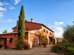 6 bedroom Villa in Castiglione d'Orcia, Tuscany, Italy : ref 5226950