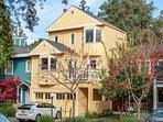 Exquisite Downtown Palo Alto House 3bed/3ba