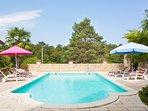 4 bedroom Villa in Valeuil, Nouvelle-Aquitaine, France : ref 5049665