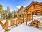 You're sure to adore your time spent at this wonderful cabin.
