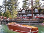 Check out the Wooden Boats at Sunnyside!
