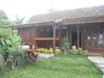 Joglo Exotico a true marvel in the hilly area of Bumiaji, Batu. A wonderful boutique Villa