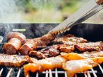 Weber Grill.....calling all outdoor cooks !
