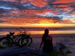 Rent a Bike for Sunset
