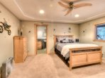 Bedroom #4: Full Bed