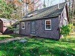 An outdoors getaway awaits 7 guests at this Washington vacation rental cottage!