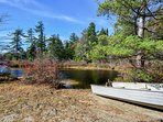 Enjoy endless outdoor adventures during your stay at this New Hampshire getaway!