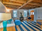 First built by Abraham Titus in the late 1800s, this 1,500-square-foot home maintains the perfect balance of old-world...