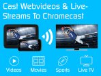 Chromecast TV in  guest room 2