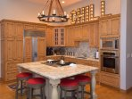 Chill out in this upgraded kitchen
