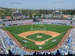 Baseball at Dodger Stadium yearly from March through September