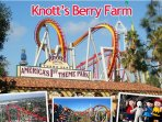 Knott's Berry Farm - Theme park, rollercoasters, fun for the whole family
