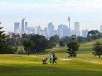 Moore Park Golf Course is a pleasant 15 mins walkaway, the one and only golfing in the city area.