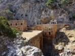 Katholiko Monastery, it is located in the gorge half an hour's beautiful walk from Gouverneto