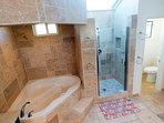 Jacuzzi Tub Master Bathroom Penthouse