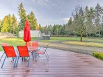 Experience the beauty of the Pacific Northwest when you stay at this 3-bedroom, 2-bathroom vacation rental home in Gig...