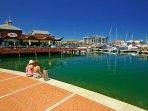 Restaurants marina
