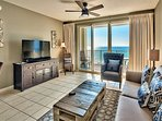 Majestic Sun 509B - Gulf Views From the Living Room