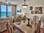 Majestic Sun 604B - Dining Room with Gulf Views