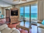 Majestic Sun 604B - Great Gulf Views From the Living Room