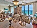 Majestic Sun 604B - Combined Living/Dining W/ Gulf Views
