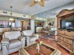 Majestic Sun 604B - Living Room