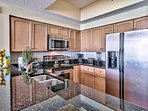 Majestic Sun 604B - Kitchen With Granite Counter Tops