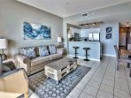 Majestic Sun 509B - Combined Living and Dining Areas
